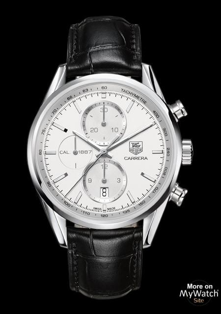 e8599a94ddd Watch TAG Heuer CARRERA Calibre 1887 Chronographe ...