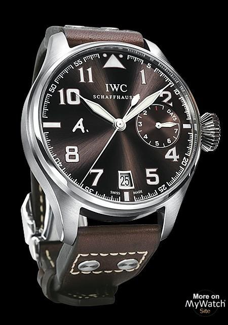 Watch IWC Grande Montre d'Aviateur Edition Antoine de ...