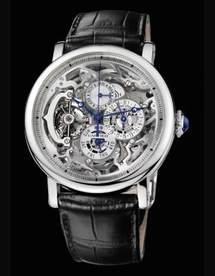 Rotonde de Cartier grande complication squelette