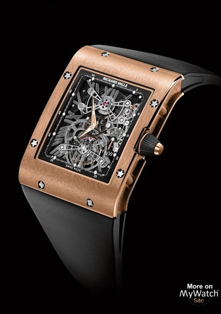 watch richard mille rm 017 tourbillon extra plate rm 017. Black Bedroom Furniture Sets. Home Design Ideas