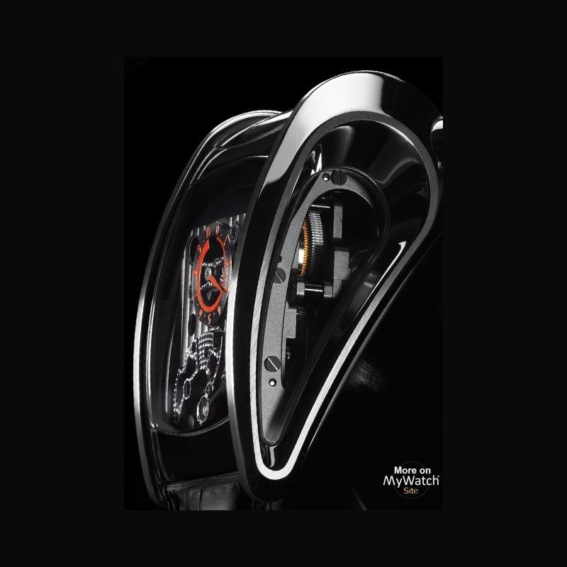 Bugatti Sport: Watch Parmigiani Fleurier Bugatti Super Sport