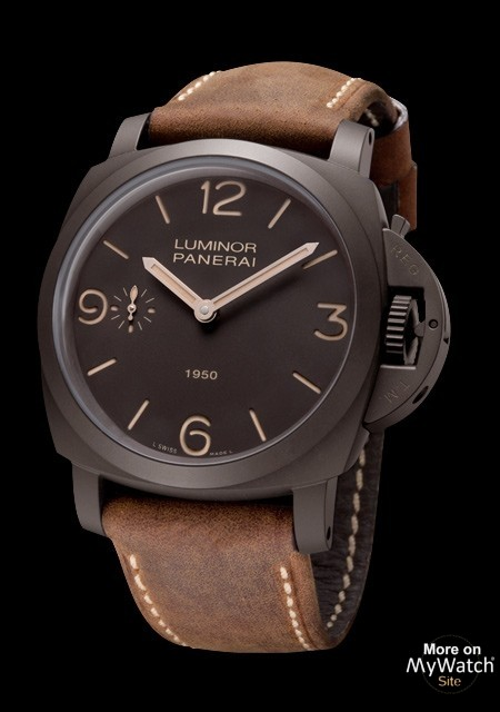 dp owned mens hand wind com panerai certified luminor amazon watches mechanical watch pre officine pam