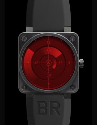BR 01 Red Radar