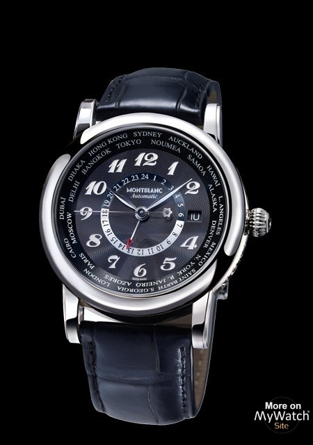 Hublot Watch Price >> Watch Montblanc Star World-Time GMT Automatic | Star ...