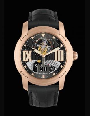 watch blancpain l evolution tourbillon grande date r serve. Black Bedroom Furniture Sets. Home Design Ideas