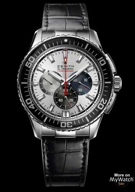 47640760601 Watch Zenith El Primero Stratos Flyback Striking 10th