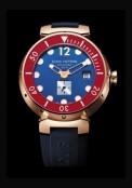 Tambour Diving II Or Rose XL