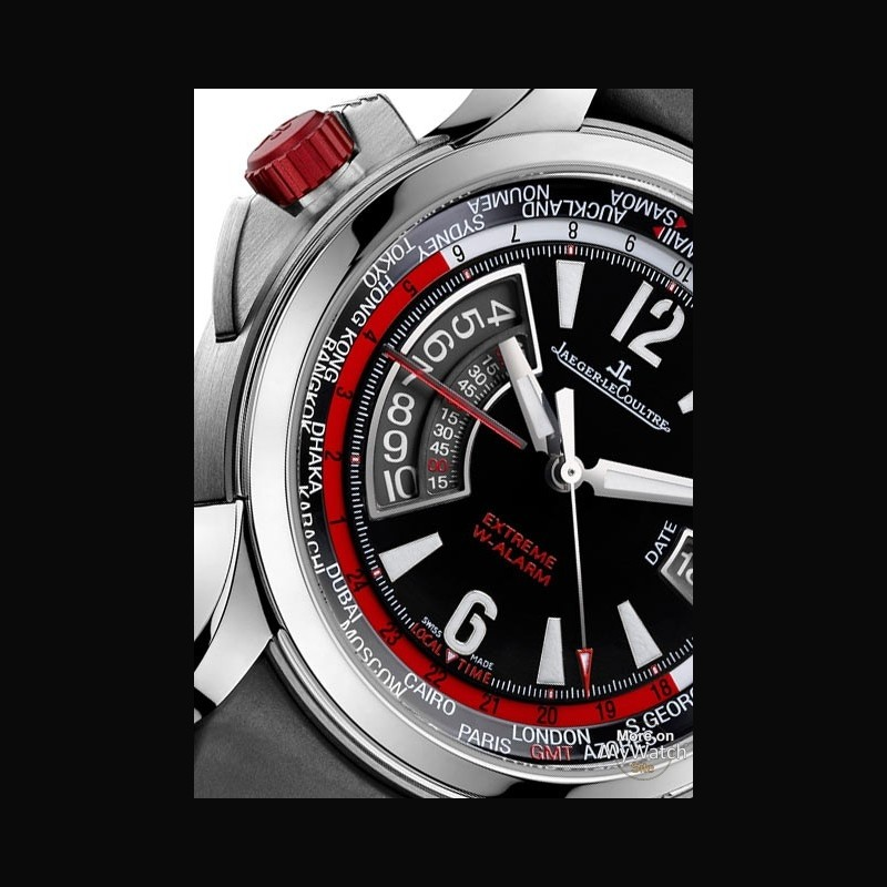 Watch Jaeger Lecoultre Master Compressor Extreme W Alarm