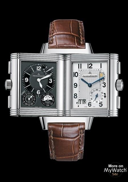 559fd15b65215 Watch Jaeger-LeCoultre Reverso Grande GMT