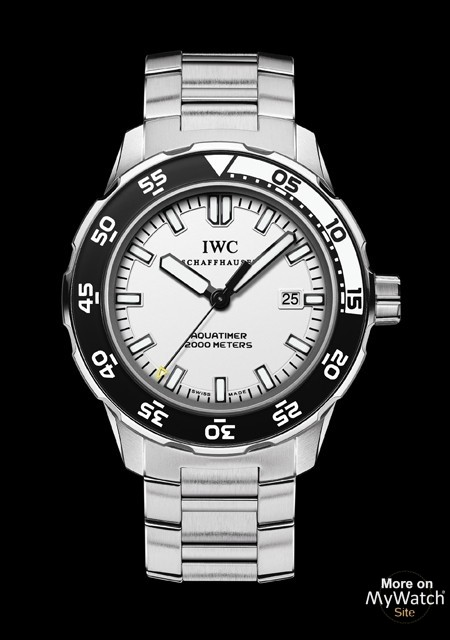 Aquatimer Automatic 2000 - Steel - White Dial - IWC