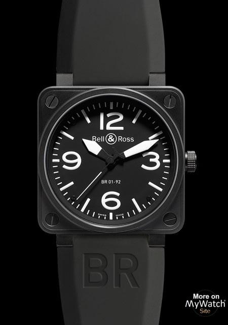 BR 01-92 Carbon