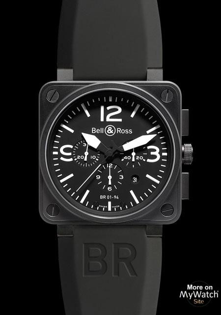 BR 01-94 Carbon