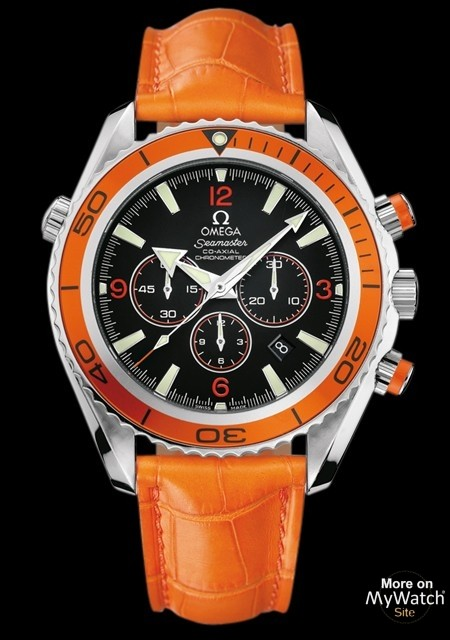 Watch Omega Seamaster Planet Ocean Chronographe
