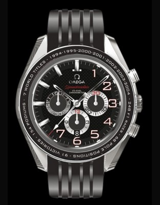 Speedmaster 'The Legend' Co-Axial Chronographe