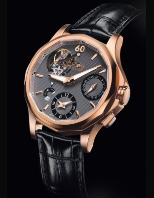 Admiral's Cup Seafender 47 Tourbillon GMT
