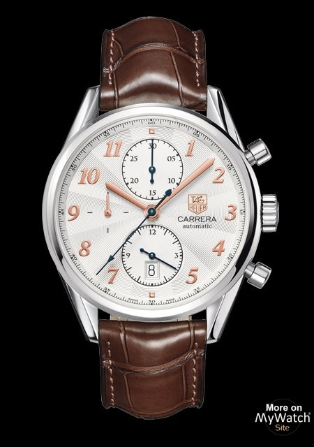 c9e3a7d6c78 Watch TAG Heuer CARRERA Heritage Calibre 16 Chronographe ...