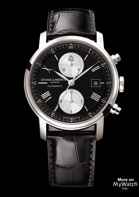 403f7a7ac3b Watch Baume   Mercier Classima Executives XL Chronographe ...