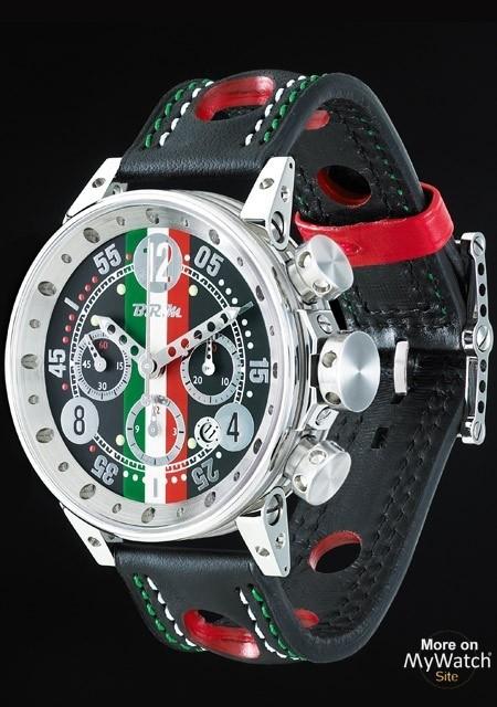 Watch b r m v12 44 italia v12 44 v12 44 gt cit ag for B b srl milano