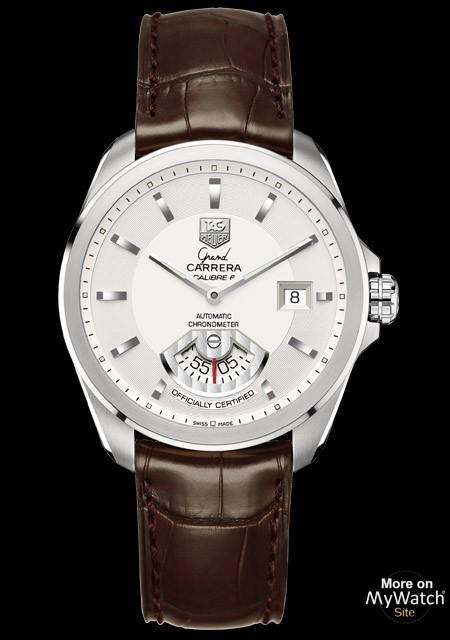 916fdd11ffc Watch TAG Heuer GRAND CARRERA Calibre 6 RS | GRAND ...