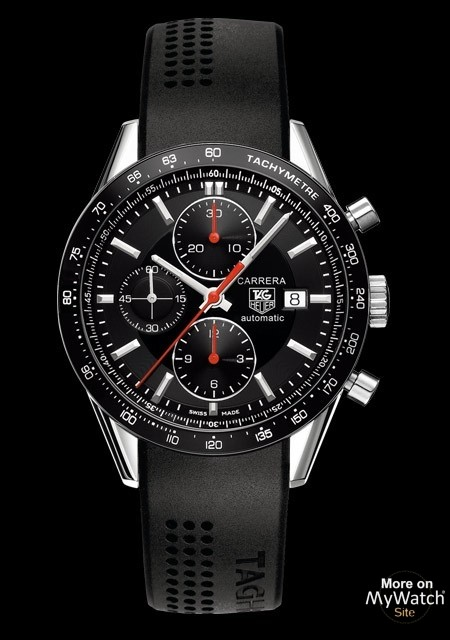 watch tag heuer carrera calibre 16 chronographe racing. Black Bedroom Furniture Sets. Home Design Ideas
