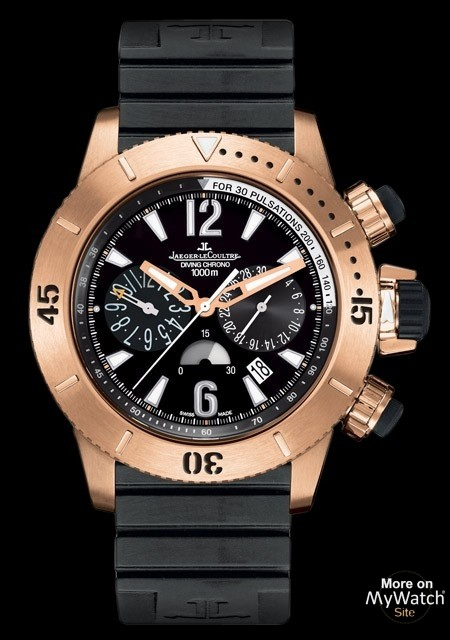 Watch Jaeger Lecoultre Master Compressor Diving