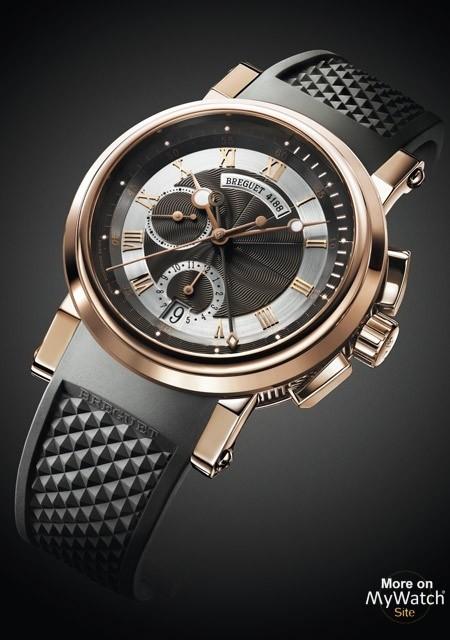 Watch Breguet Marine 5827 Chronographe Marine 5827br Z2