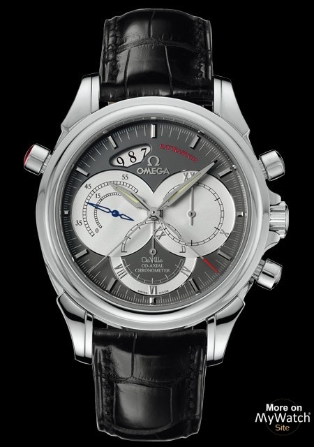 cfd8f403ed5c0 Watch Omega De Ville Co-Axial Rattrapante