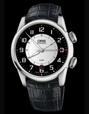 Oris RAID 2011 Alarm Edition