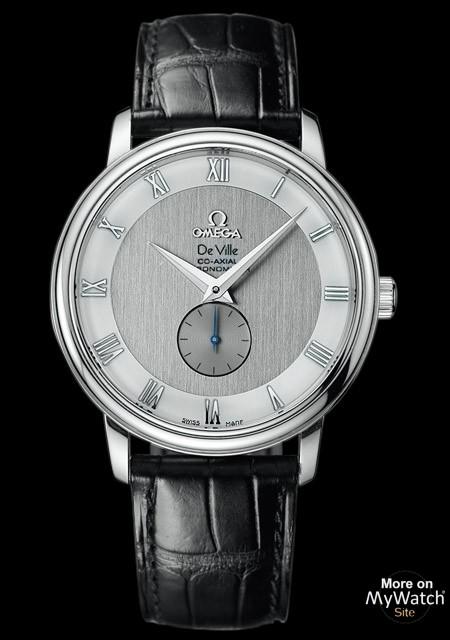 1cbcc6544 Watch Omega De Ville Prestige Small Seconds   De Ville 4813.30.01 ...