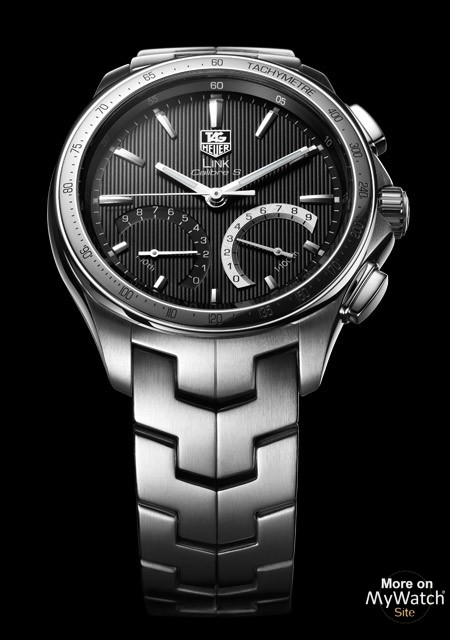 5a777d01425 Watch TAG Heuer Link Calibre S Chronographe
