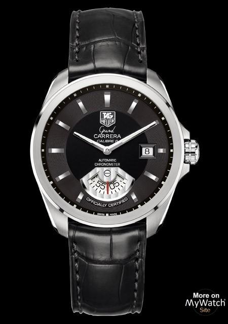1f7ee015dec Watch TAG Heuer GRAND CARRERA Calibre 6 RS | GRAND CARRERA WAV511A ...