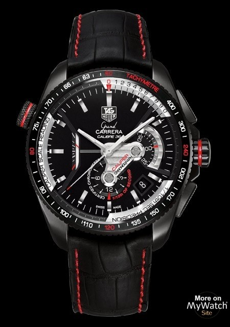 tag heuer grand carrera calibre 36 chronograph watch говорит скорой встрече