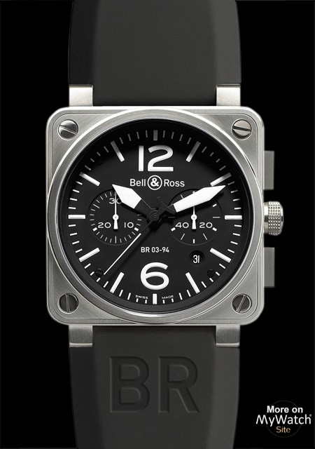 BR 03-94 Steel