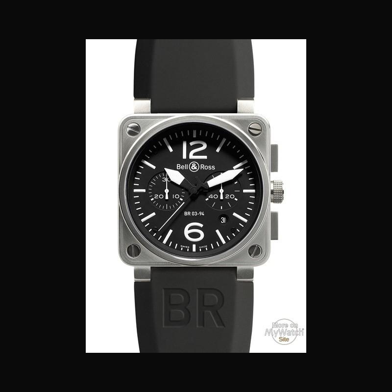 Watch Bell & Ross BR 03-94 Steel