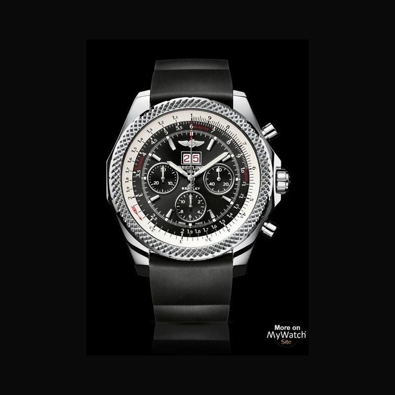 Watch Breitling Bentley 6.75