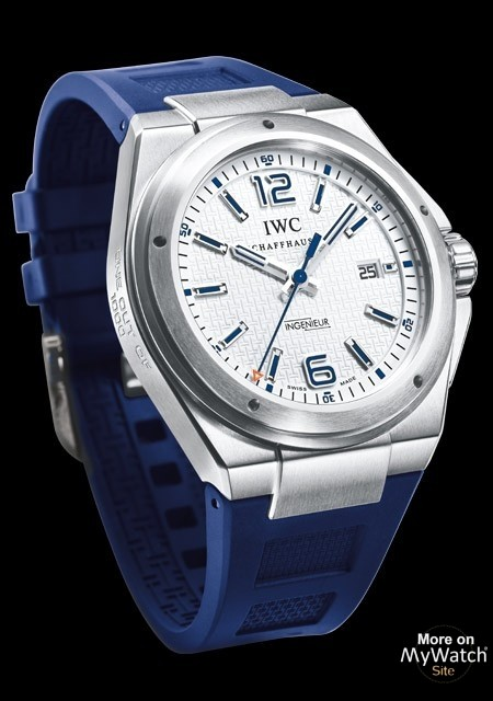 Iwc Ingenieur Automatic Mission Earth Ingenieur Automatic Mission