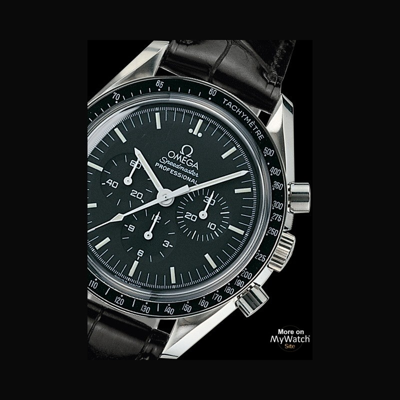 Watch Omega Speedmaster Professional 'Moonwatch' | Speedmaster 3870.5...