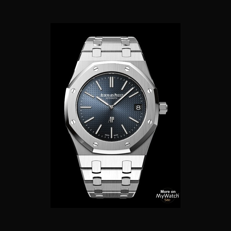 watch audemars piguet royal oak extra plate royal oak. Black Bedroom Furniture Sets. Home Design Ideas