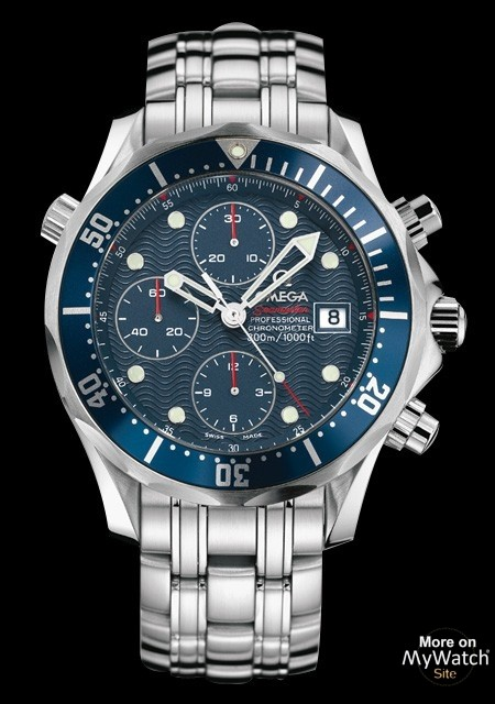f4f76c7abf53 Watch Omega Seamaster 300 M Chrono Diver