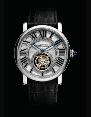 Rotonde de Cartier Tourbillon Volant