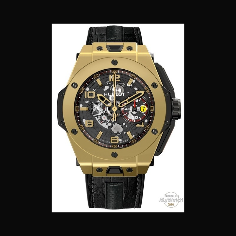 Watch Hublot Big Bang Ferrari Magic Gold Big Bang 401MX