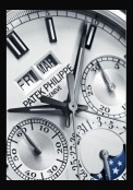 Chronographe à Rattrapante et Quantième Perpétuel