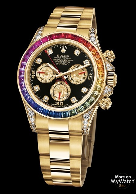 Rolex Daytona Diamanten