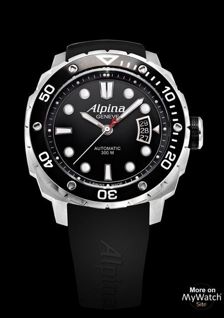 Watch Alpina Extreme Diver Extreme Diver ALLBV Steel - Alpina diver