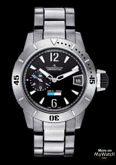 Master Compressor Diving GMT