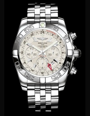 Chronomat GMT Calibre 04