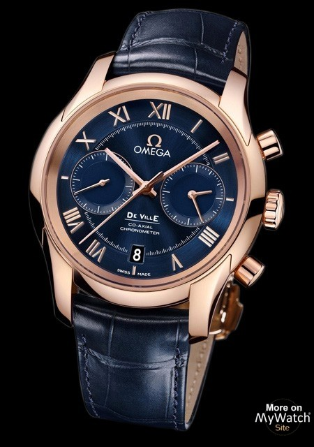 De Ville Chronograph Co-Axial calibre 9300/9301