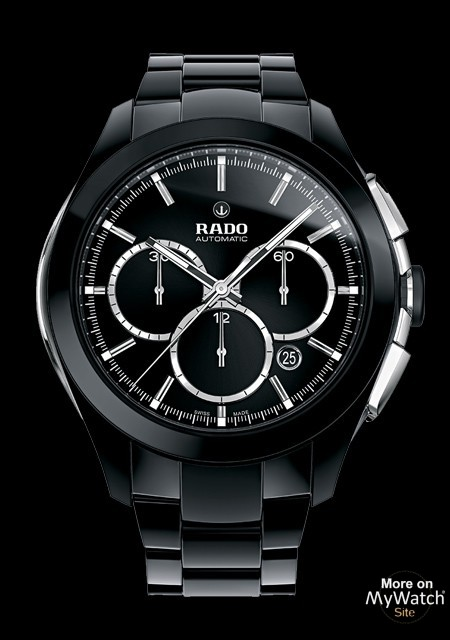 Rado Watch Rado HyperChrome Automatic Chronograph made of ...