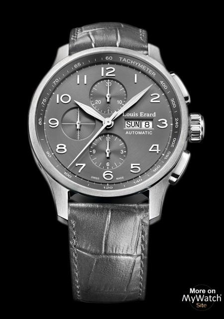 Watch Louis Erard 1931 Chronographe 44 Mm 1931 78 228 As