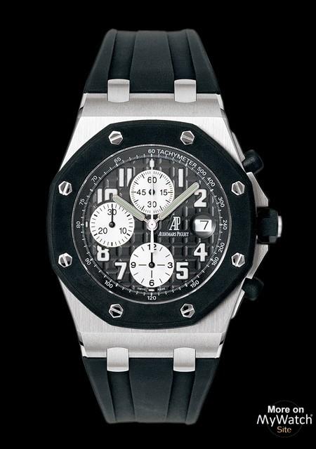 b514cf122a2 Watch Audemars Piguet Chronographe Royal Oak Offshore